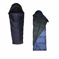 Мешок спальный RIVERREST Комфорт, тк.Таффета, одеяло с подголовником, 2-х слойный, 220х75см(до +10С)