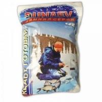 Прикормка зимняя DUNAEV ICE-Ready (Готовая), ЛЕЩ, увлажненная, 0,5кг.