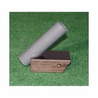 Универсальный крепежный блок под спиннинг с пластиковой трубкой мини