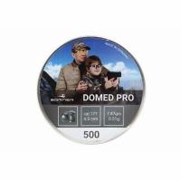 Пуля BORNER Domed Pro, плевматическая, кал. 4,5мм. (500 шт.), 0,51 гр.
