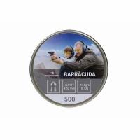 Пуля BORNER Barracuda, пневматическая, кал. 4,5мм. (500 шт.), 0,70 гр. (30)