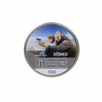 Пуля BORNER Domed, плевматическая, кал. 4,5мм. (500 шт.), 0,55 гр. (30)