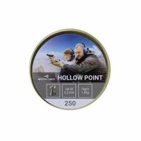 Пуля BORNER Hollow Point, пневматическая, кал. 4,5мм. (250 шт.), 0,58 гр. (65)