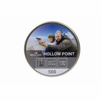 Пуля BORNER Hollow Point, плевматическая, кал. 4,5мм. (500 шт.), 0,58 гр. (30)