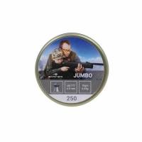 Пуля BORNER Jumbo, пневматическая, кал. 4,5мм. (250 шт.), 0,65 гр. (65)