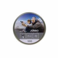 Пуля BORNER Jumbo, плевматическая, кал. 4,5мм. (500 шт.), 0,65 гр. (30)