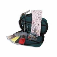 Набор для вязания нахлыстовых приманок LINEA EFFE, ножницы, щипцы, захват, нитки, перья,  (5030012)