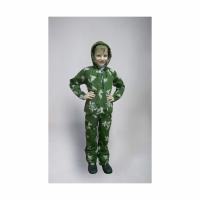 Костюм детский RIVERREST Ветерок, тк.Смесовая, цв.Пиксель, рост 158