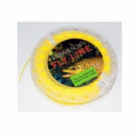 Шнур нахлыстовый ROBINSON Premium WF5F, флюо-желтый, 30м., плав., 58-A3-WF5-F
