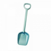 Лопатка для снега детская 45см, пластик, малая, разные цвета (20)