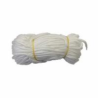 Растяжка для палатки, нейлон, длинна - 20 м, d-4.5 мм.(48068)