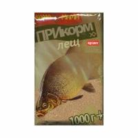 Прикормка КАМА-МАМА, Подсолнух (лещ) коричневая, 1000 г