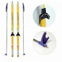 Комплекты лыжные KUTBERT SPORT Step 175/140, 75мм