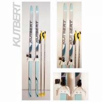 Комплекты лыжные KUTBERT UNIVERSAL Step 180/155, 75мм