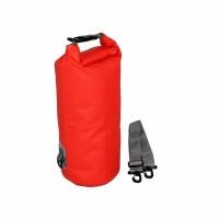 Гермомешок GIBSON SPORT, 25л, В60*Ш20, 600D PVC 100% waterproof, цв. красный (2450)