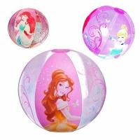 Мяч BESTAY Princess, 51см, от 2 лет, цв. микс (91042)