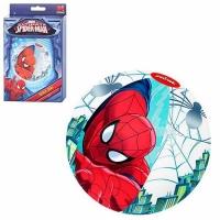 Мяч BESTAY Spider-Man, 51см, от 2 лет, цв. микс (98002)