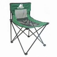 Кресло KUTBERT, В75*Ш50*Г55, раскл., без подлокотников, в чехле, цв. зелен. YTBC023A (12)