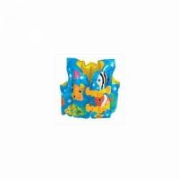 Жилет INTEX РЫБКИ надувной, детский, 3-5 лет 66 х 44 см. 59661 (24)