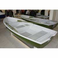 Пластиковая лодка Афалина-370