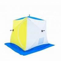 Палатка СТЭК КУБ 3, размер 2,20*2,20 см., высота 2,05 см.