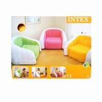 Кресло INTEX, Cafe Club Chair, размер 67х76х69 см, 68571NP