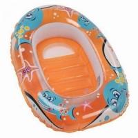 Плотик BESTWAY лодка с окном, детский надувной, 102х69см, от 3-6 лет (34037В) (24)