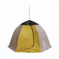 Палатка-зонт СТЭК Дышащая зимняя, 2-местная, d230см. h-150см. 3,4кг.