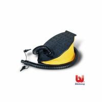 Насос BESTWAY AirStep ножной, размер 28х19см. (2.600 см/куб.) комплект переходников (62004) (12)
