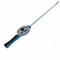 Удочка зимняя KUTBERT QL-705 ручка-неопрен, под балансир, 35см,d55мм.