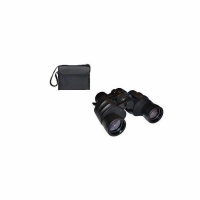 Бинокль BUSHNELL 40х40 тип призмы Porro, со шнурком и салфеткой, в чехле, цвет черный (10)