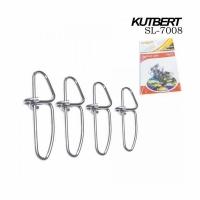 Карабины KUTBERT SL-7008 №2 (10шт/пак)