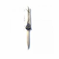 Донка ГРАНТ оснащенная на колышке, леска d 0,4 мм 50м., крючки 6 шт., с грузом
