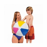 Мяч надувной INTEX  Цветной 61см (59030)    36