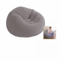 Кресло-мешок INTEX Beanless Bag Chair, 1,07*1,04м.*69см., флокир. , портативное(68579) (6)