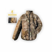 Куртка Browning, демисезонная, ткань мембрана Huanlongtex, цвет лес, размер L
