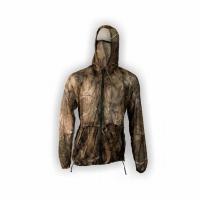Куртка маскировочная, дышащая, c маской, цвет-лес, разм.L материал-DINTEX