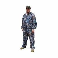 Костюм COSMO-TEX ЛИДЕР-М универсальный, мембранная ткань (Алова8000)  цвет лес, 48-50