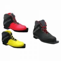 Ботинки лыжные MOTOR Классик (TREK Soul) / 75 мм/ иск.кожа / цвет в ассорт., размер 46