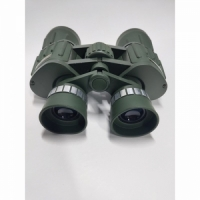 Бинокль MILATARY MARINE SEEKER, 10*50, тип призмы Porro, со шнурком и салфеткой, в чехле, цв.зеленый