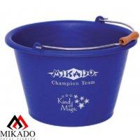Ведро Mikado METHOD FEEDER CHAMPION TEAM,  17 л