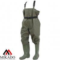 Сапоги забродные (полукомбинезон) Mikado UMS01 размер 46