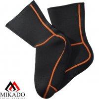 Носки неопреновые Mikado UMR-06 размер XXL