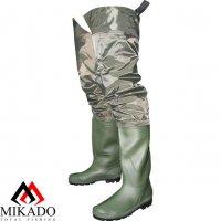 Сапоги забродные (болотные) Mikado UMW00 размер 45