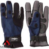 Перчатки рыболовные неопреновые Mikado UMR-04 размер XL