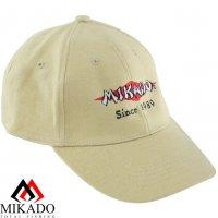 Бейсболка Mikado UB016
