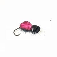 Воблер ЖУК Гигант, плавающий, окрас под натурального жука, цв. 07 (одинарник)