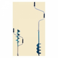 Ледобур ТОНАР, двуручный, левое вращение 130мм (ЛР130-Д) (6)