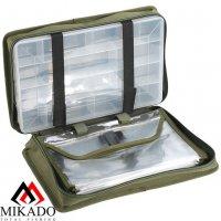 Сумка для рыболовных принадлежностей Mikado UWI-372504 (37 x 25 x 9.5 см.)