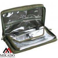 Сумка для рыболовных принадлежностей Mikado UWI-402106 (40 x 21 x 6 см.)